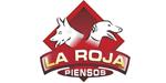 PIENSOS LA ROJA Logo